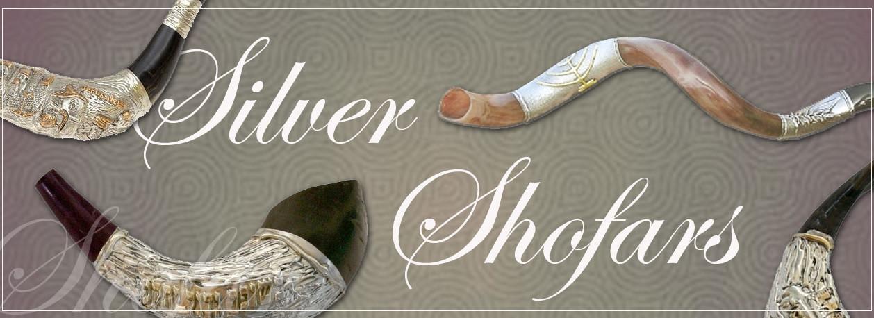 Silver Shofars